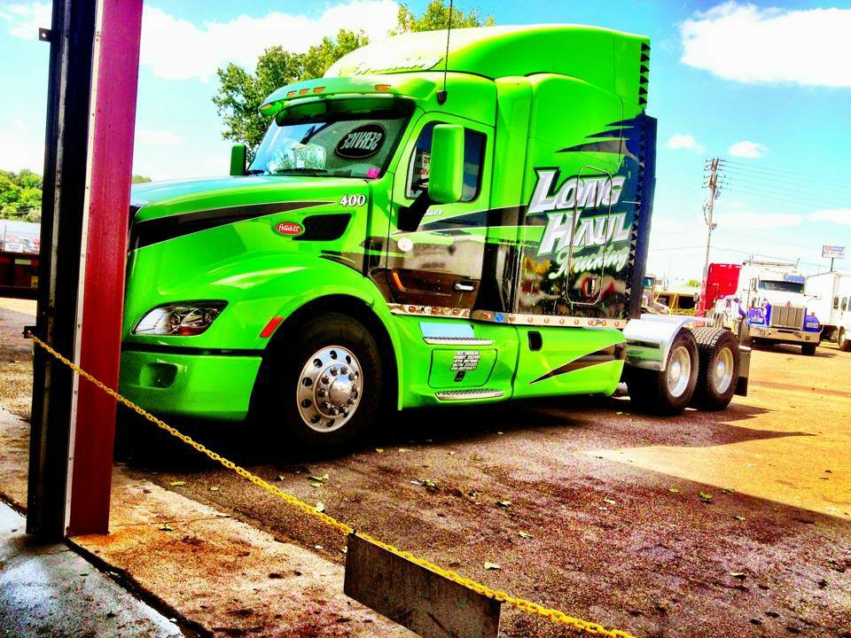 a family killer  the living truth about the long haul trucker