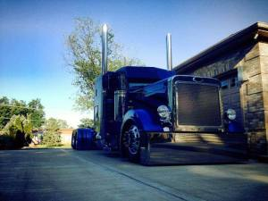 Lay in some Beef Jerky and hit the open road Big Rig Style ...