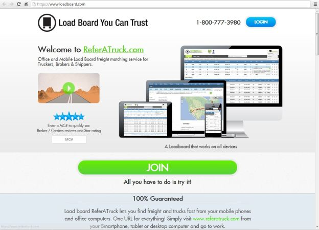 Check out Load board on Facebook at facebook com/loadboard